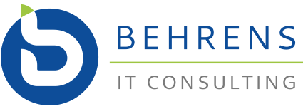 Logo BEHRENS IT CONSULTING